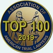 Top 100 Association of American Trial Lawers